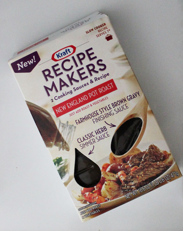 Kraft Recipe Makers Box