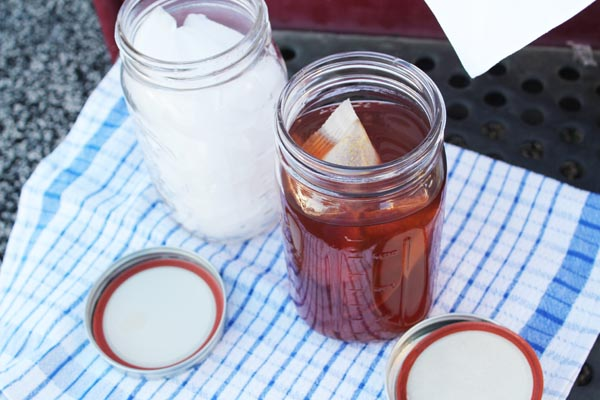 brew sweet tea on the go