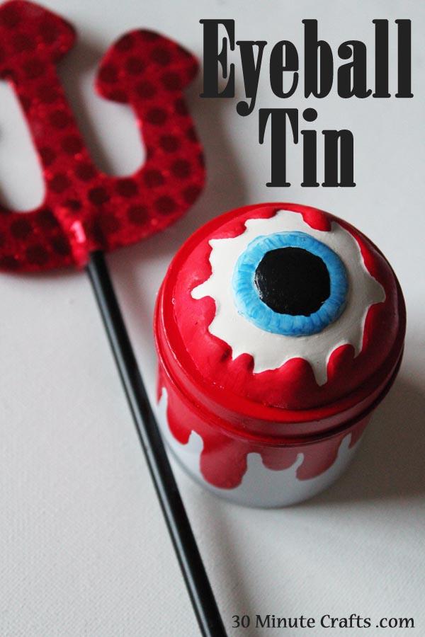 Eyeball Tin