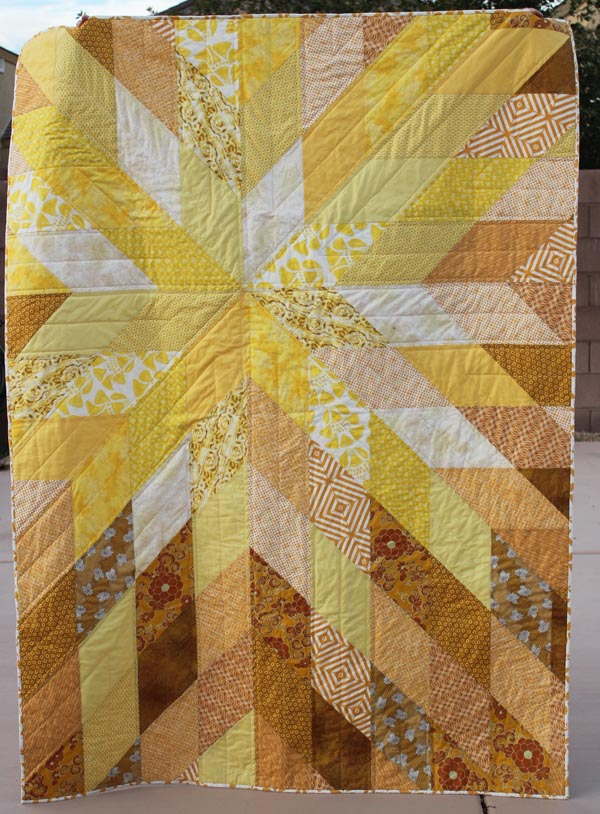 AGF Quilt Front