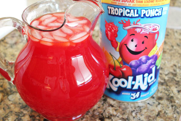 Pitcher of Kool Aid #choosesmart #shop