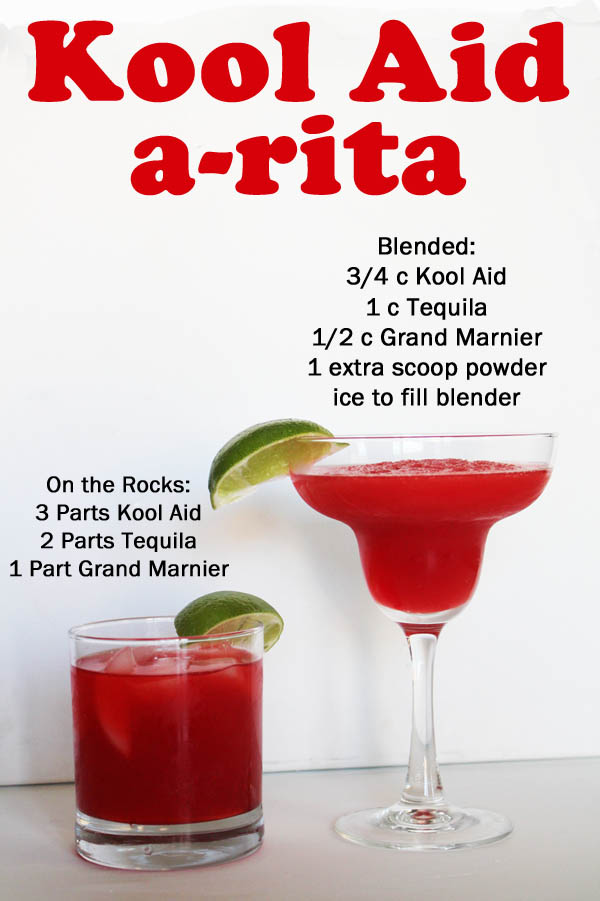 kool aid a-rita #choosesmart #shop