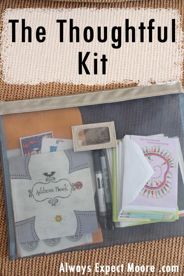 Make a Thoughtful Kit