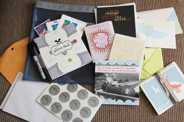 What to put in a thoughtfulness kit