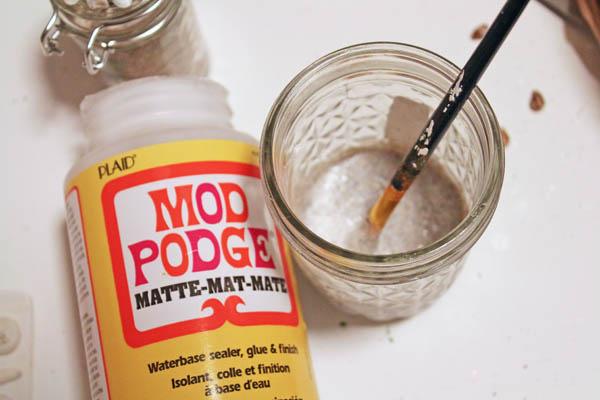 make sand paste