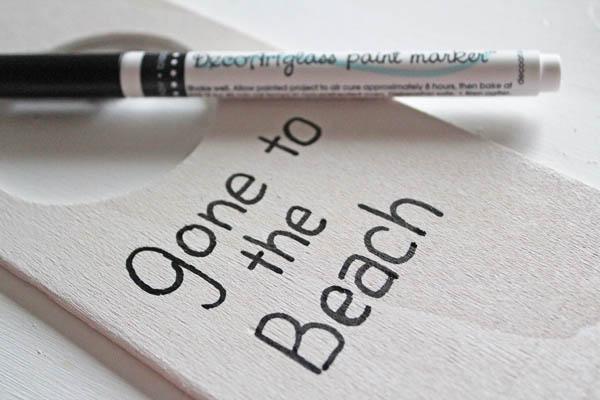 write on phrase