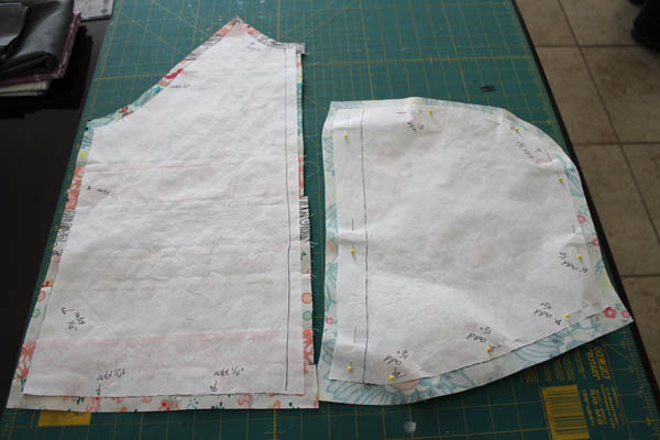 patterns made for quilting hoodie