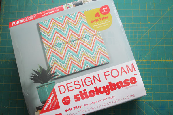 stickybase design foam