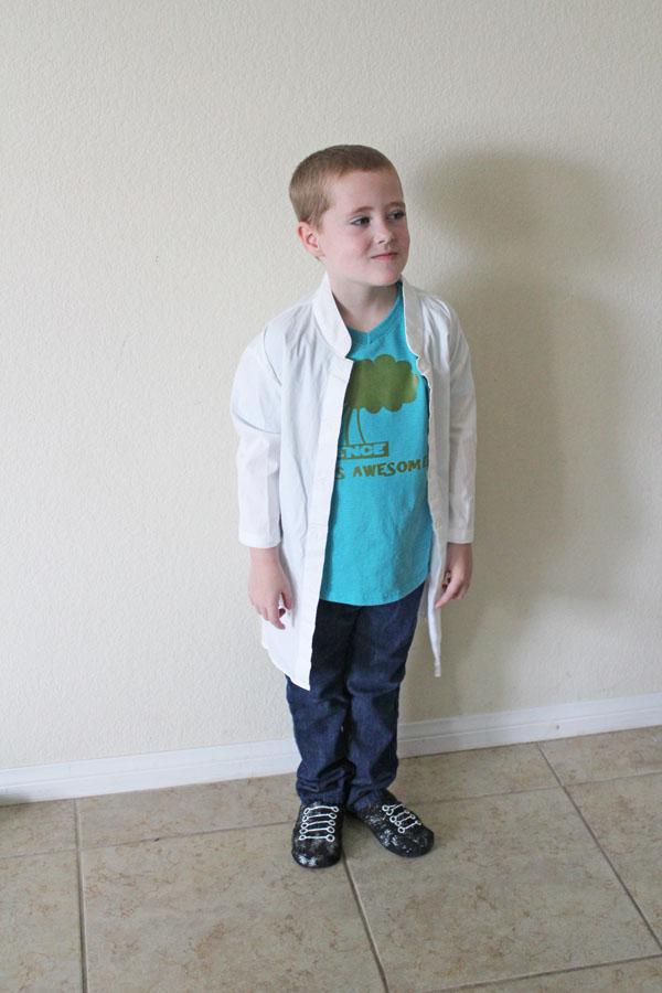 Flint Lockwood Costume Cloudy With A Chance Of Meatballs
