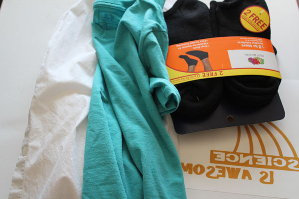 supplies for flint lockwood costume