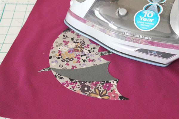 iron on applique