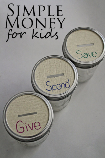 Simple Money for kids