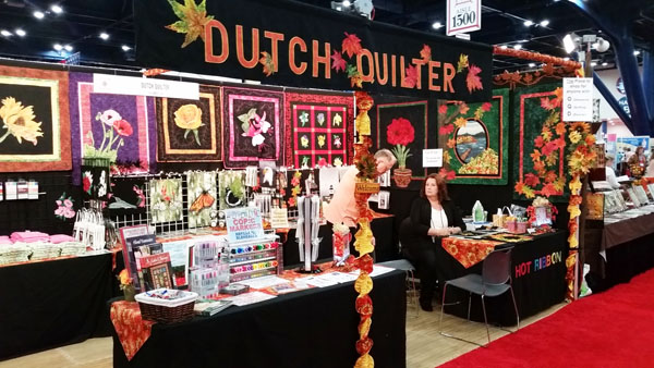 The Dutch Quilter - Quilt Market 2014