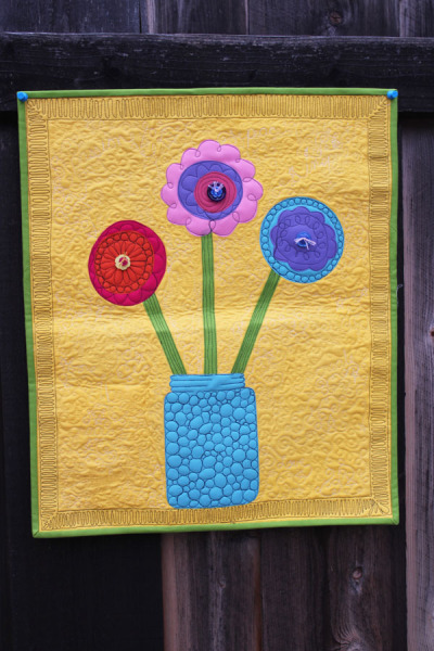 Laura Kelly Quilt