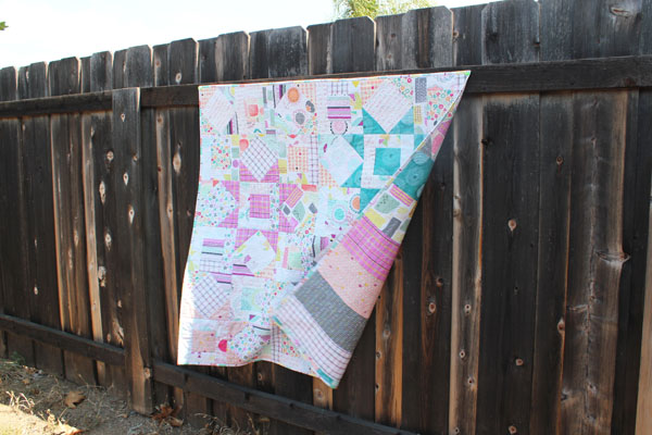 photo of Stardust quilt