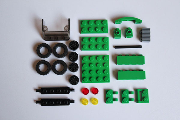 pieces for lego favor