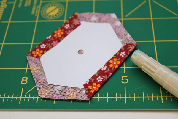 glue baste edges