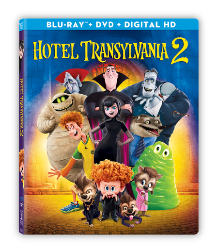 Hotel Transylvania 2 Movie