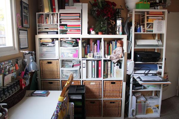 lots of creative storage