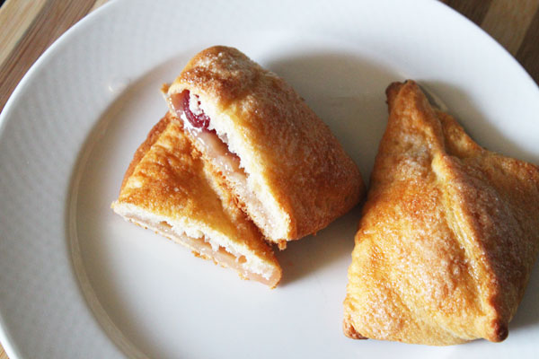 delicious and easy cherry turnover recipe
