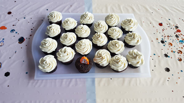 cupcakes for party