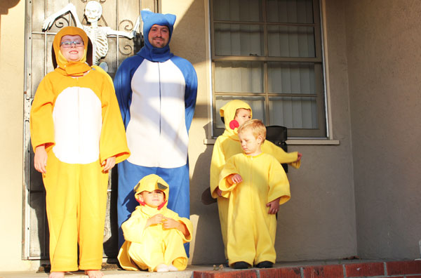 picachu costumes