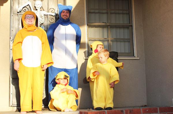 picachu costumes