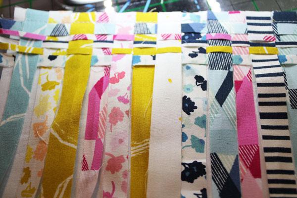 weave strips
