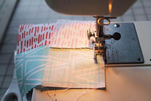 stitch last row