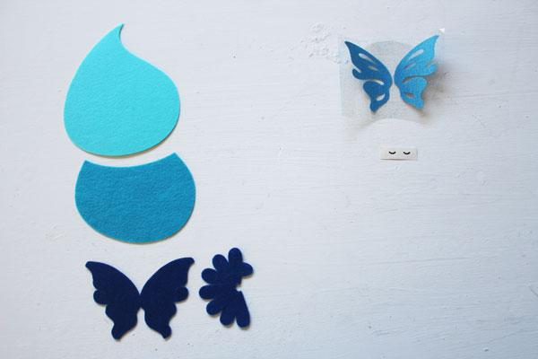cut pieces