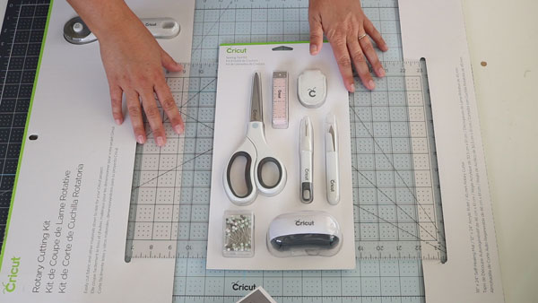 Cricut tools for quilting