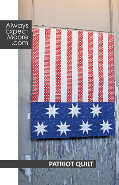 This image has an empty alt attribute; its file name is Patriot-Quilt-Cover-388x600.jpg