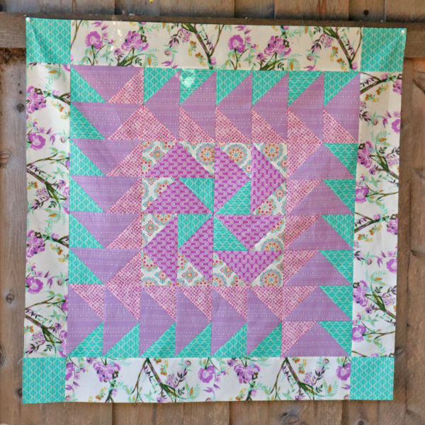 Puzzletje Quilt - CraftMoore