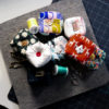Pile of pincushions