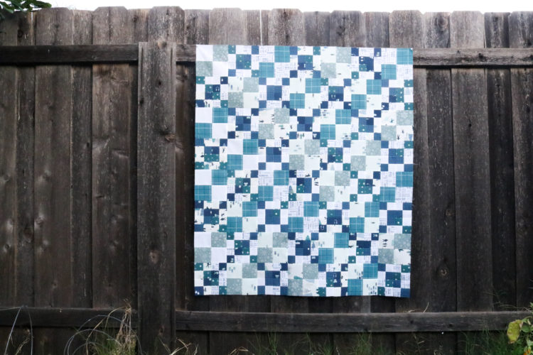 Chained Up quilt